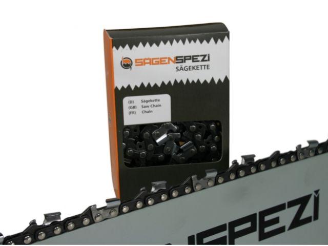 Sägenspezi Halbmeißel Sägekette 50TG 35cm 3/8P 1,3mm passend für Stihl MS201...