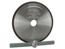 Professional grinding wheel HM 145 mm x 22,23 mm / 12 mm x 4,7 mm compatible with hard metal Duro