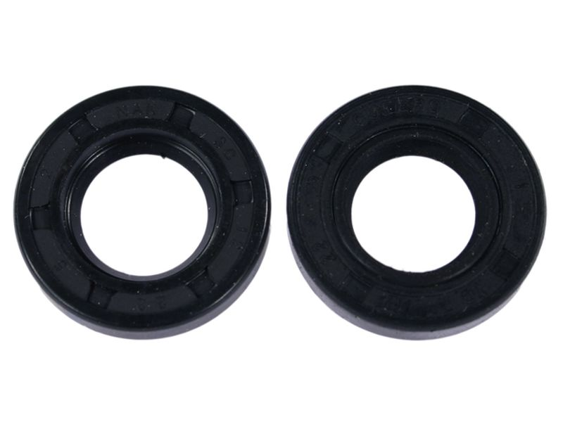 shaft sealing rings / oil seal set fits Stihl MS192T MS 192T 192 T