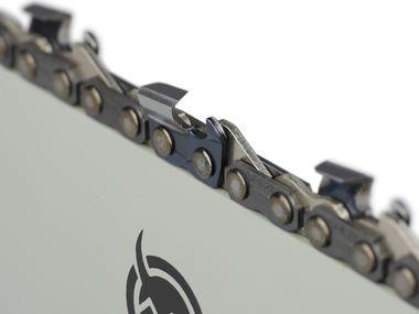 4 Sägeketten 3//8 52TG 1,3mm p.f Husqvarna T540XP 35cm SWS Forst Schwert Set m