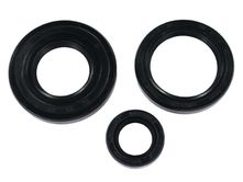 shaft sealing rings / oil seal set fits Stihl 050 051 AV 050AV 051AV