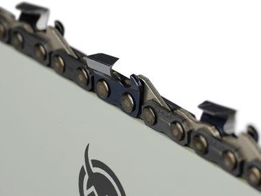2 Sägeketten Vollmeißel Schwert passend Raptor 24545cm 0.325 72TG 1,5mm