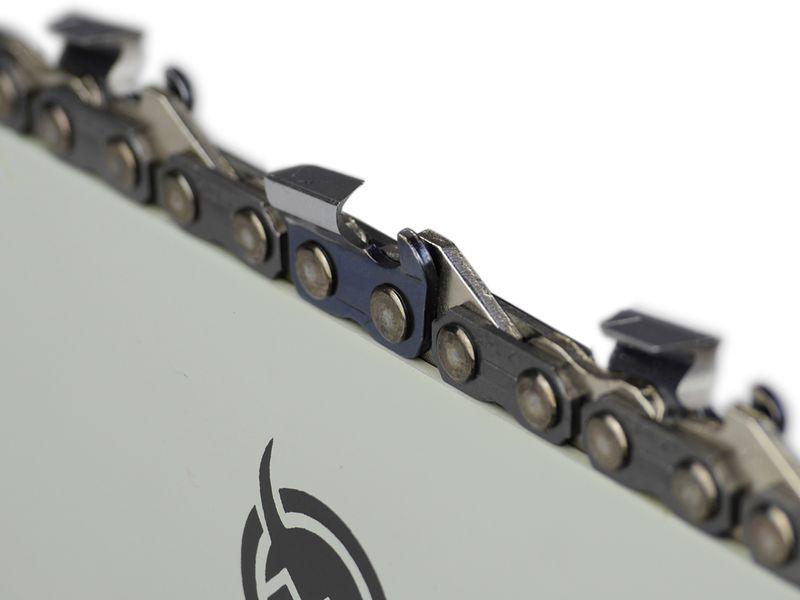 """Schwert 2 Ketten passend für Husqvarna 555 45 cm 325/"""" 72 TG 1,5 mm Sägekette"""