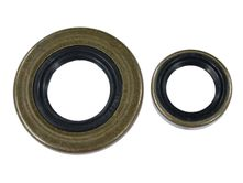 shaft sealing rings / oil seal set fits Stihl 064 066 MS 640 MS640