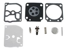 carburetor diaphragm kit (for Zama C1Q, angular) fits Stihl 020T 020 MS 200