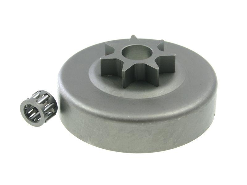 Sicherungsring+Scheibe für Kettenrad passend Stihl 021  MS210 motorsäge neu