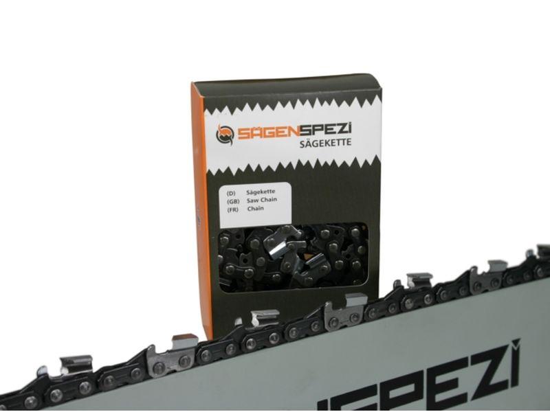 Halbmeißel Säge Kette 60TG 40cm 3//8 1,6mm passend für Stihl MS 311 MS391 Chain
