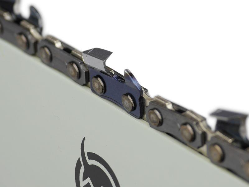 """Schwert 4 Ketten passend für Alpina A 3700 40 cm 3//8/"""" 56 TG 1,3 mm Sägekette"""