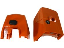 cylinder shroud and carburetor box cover fits Stihl 034...