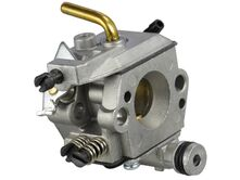 carburetor with compensator end cover fits Stihl 026 AV...
