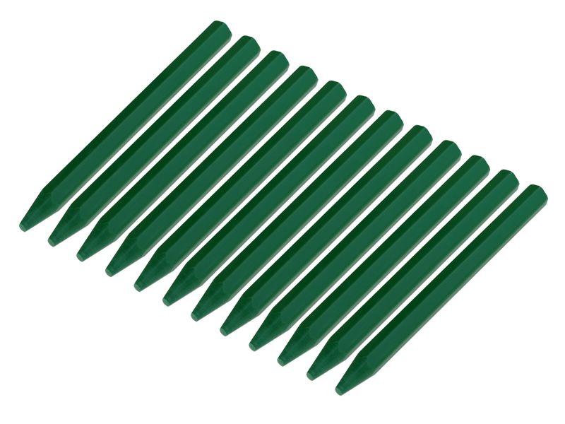 Kreide 12 Stück grün