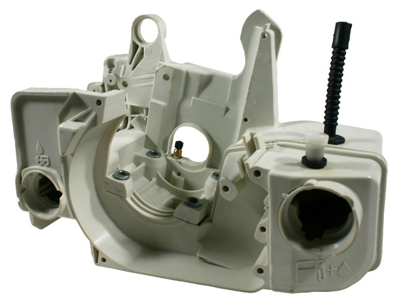 engine housing fits stihl 025 ms250 ms 250 49 99. Black Bedroom Furniture Sets. Home Design Ideas