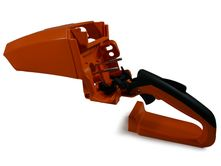 handle housing fits Stihl 029 MS290