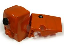 cylinder shroud and carburetor box cover fits Stihl MS341...