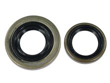 shaft sealing rings / oil seal set fits Stihl MS261