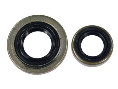 shaft sealing rings / oil seal set fits Stihl 036 MS360 MS 360