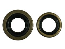 shaft sealing rings / oil seal set fits Stihl MS241 MS 241