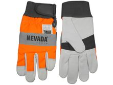 chainsaw gloves size M / 9