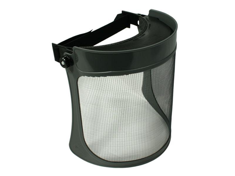 Gesichtsschutz Visier (Sichtschutz mit Metallnetz)