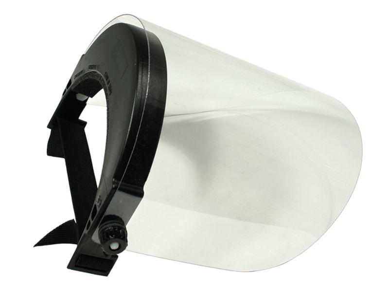 Gesichtsschutz Visier (Sichtschutz aus Polycarbonat)