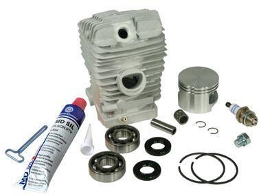 piston Zylinder Kolben Set passend für Stihl 039 MS390 MS 390 49 mm Cylinder