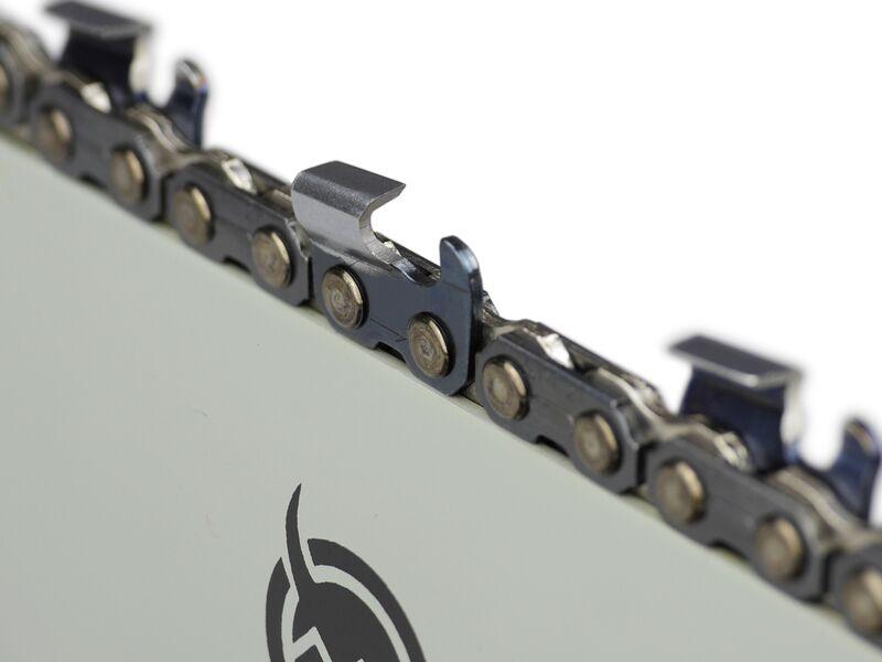 """2 Ketten passend für Stihl 038 AV MS 380 50 cm 3//8/"""" 72 TG 1,6 mm chain Schwert"""