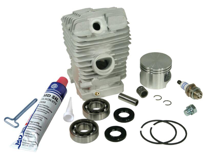 Zylinder Kolben passend Stihl MS 290 MS290 029 46mm Zylinderkit Zylindersatz