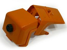 cylinder shroud and carburetor box cover fits Stihl 044...
