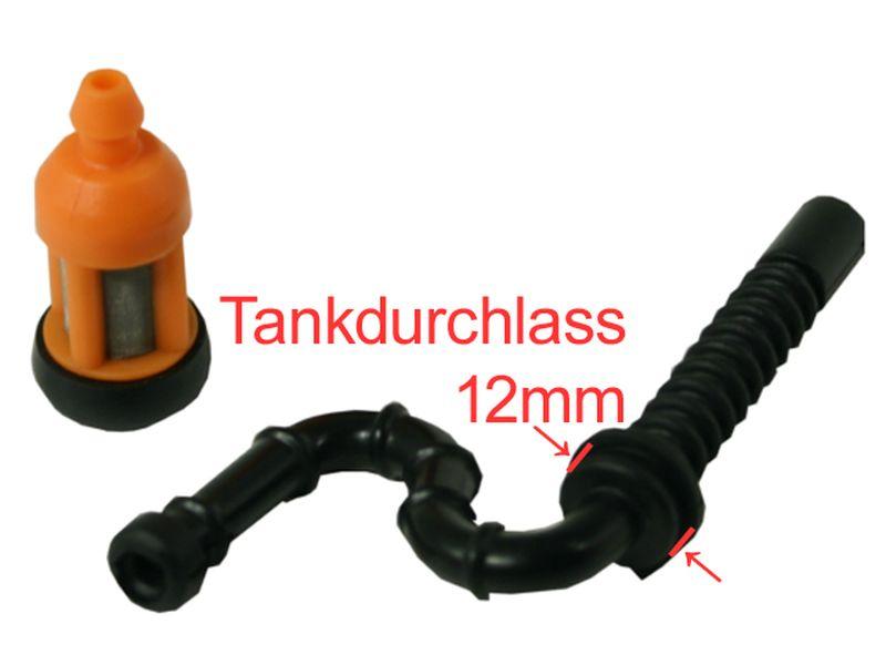 Benzinschlauch neues Modell passend für Stihl 039 AV MS390 MS 390  hose